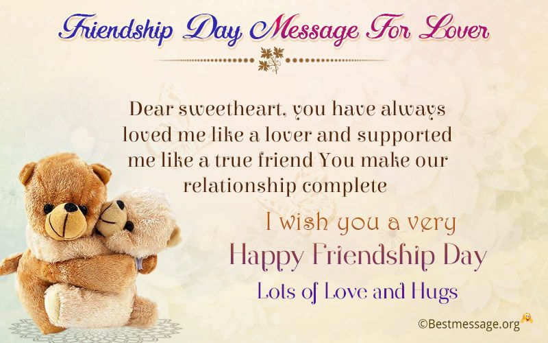 Friendship Day Wishes For Lover Tumblr thumbnail