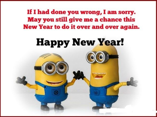 Funniest New Year Wishes Pinterest thumbnail