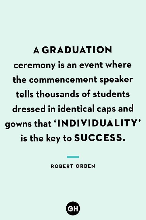 Funny Commencement Quotes Pinterest thumbnail