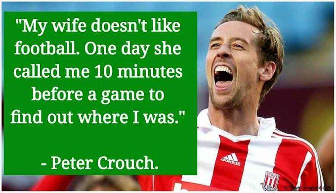 Funny Football Quotes Facebook thumbnail