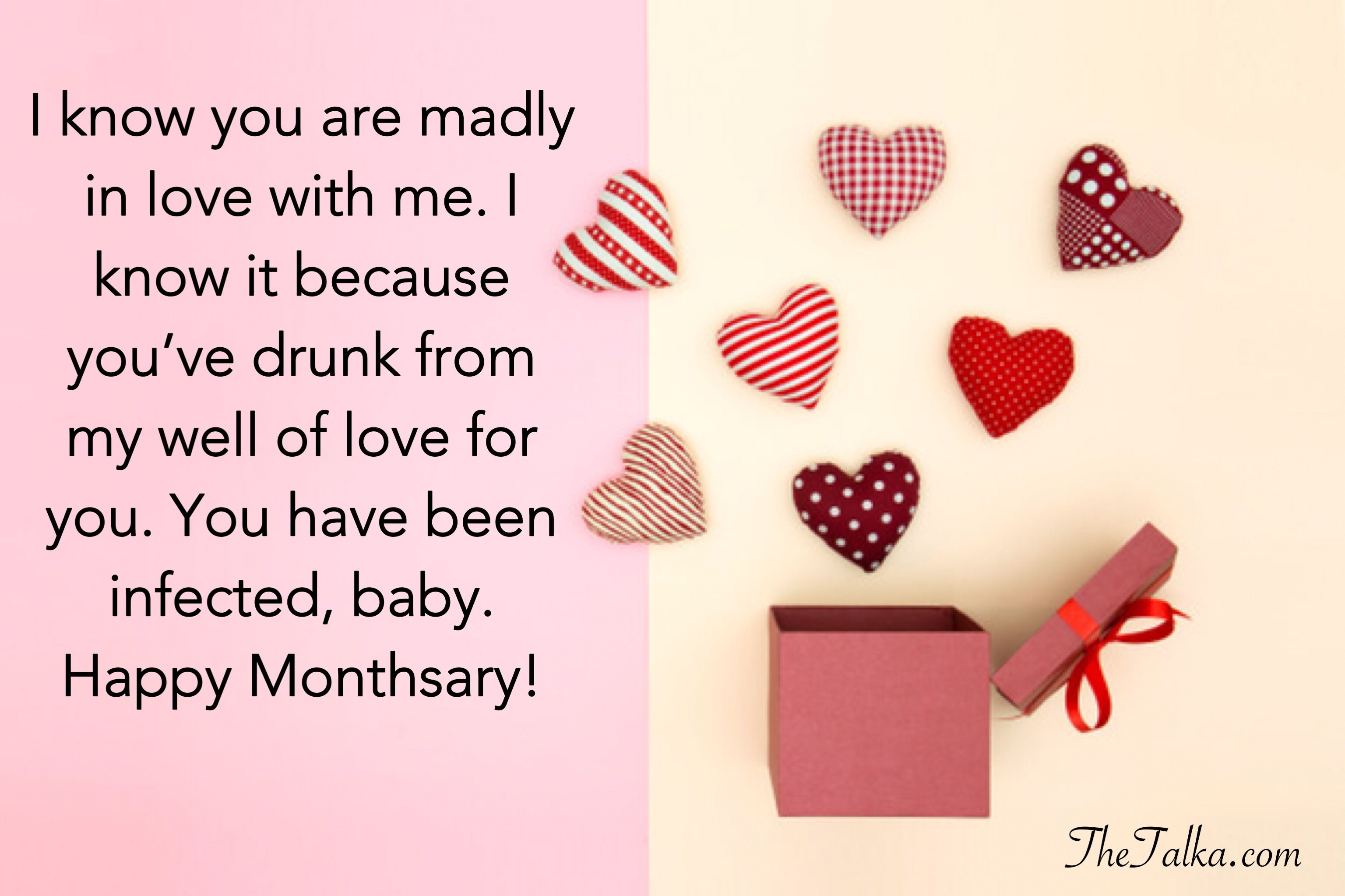 Funny Monthsary Message For Boyfriend thumbnail