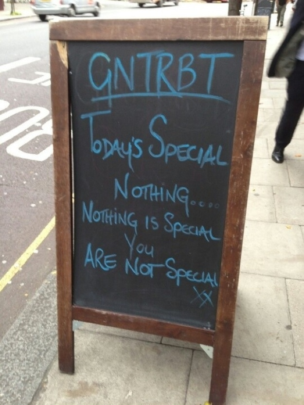 Funny Sandwich Board Quotes Tumblr thumbnail