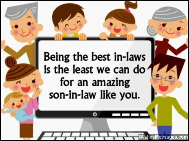 Funny Son In Law Quotes Twitter thumbnail
