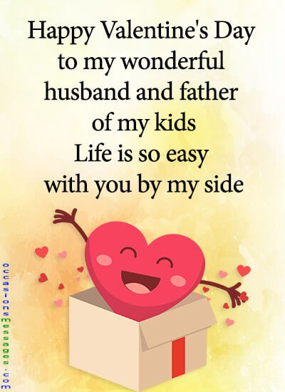 Funny Valentine Messages For Husband Facebook thumbnail