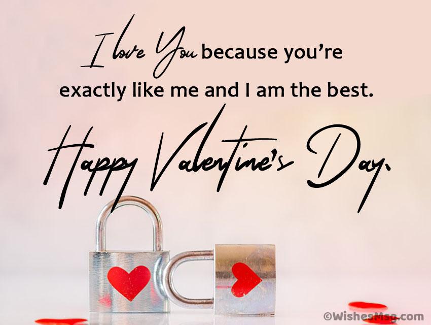 Funny Valentine Wishes Pinterest thumbnail