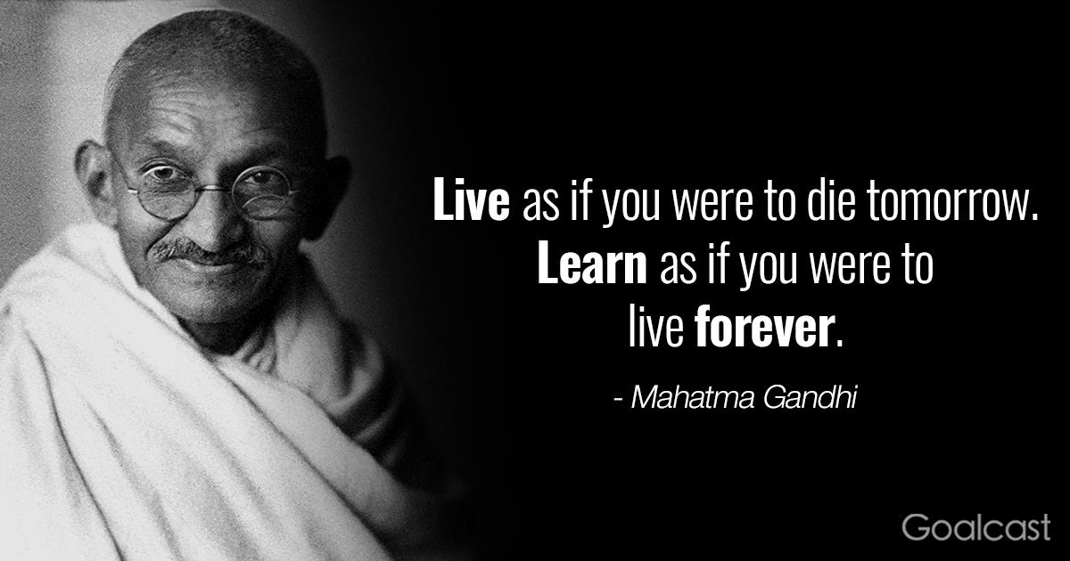 Gandhi Quotes About Life thumbnail