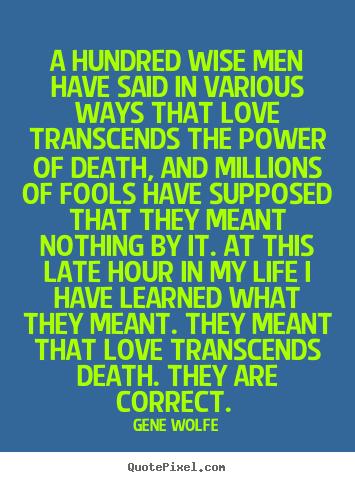 Gene Wolfe Quotes Pinterest thumbnail