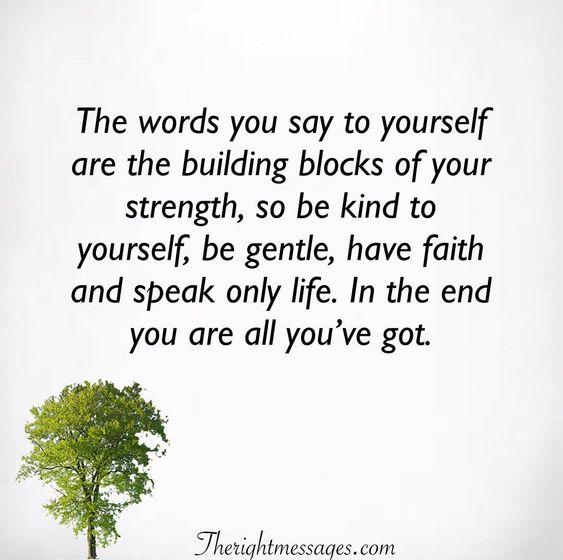 Gentle Words Of Encouragement Facebook thumbnail