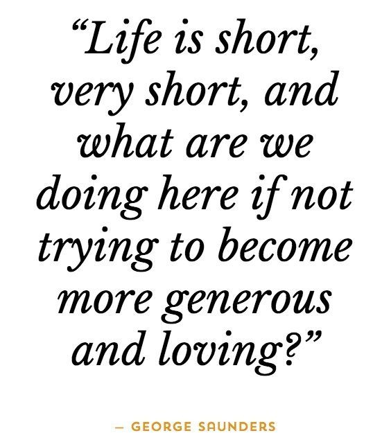 George Saunders Quotes Pinterest thumbnail