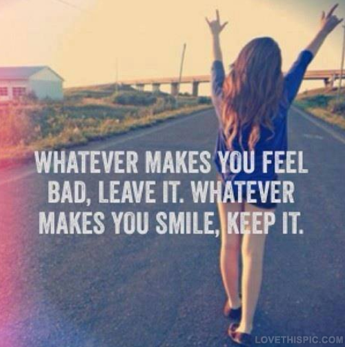 Girl Happy Quotes Twitter thumbnail
