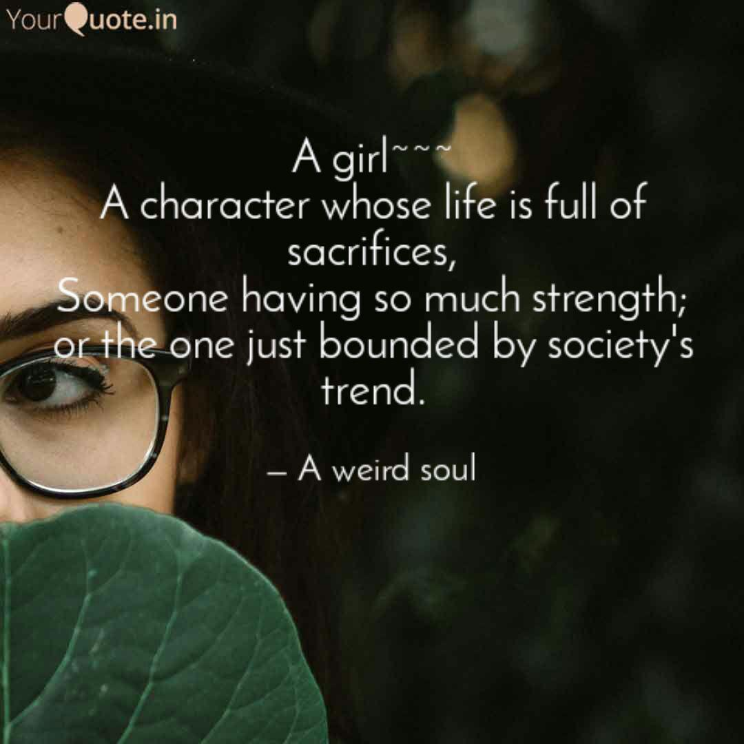 Girls Character Quotes thumbnail