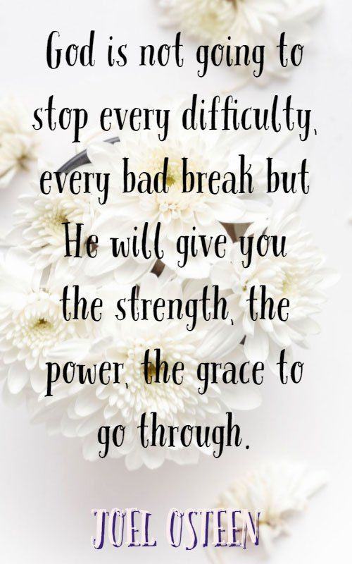 God Quotes About Strength And Hope thumbnail