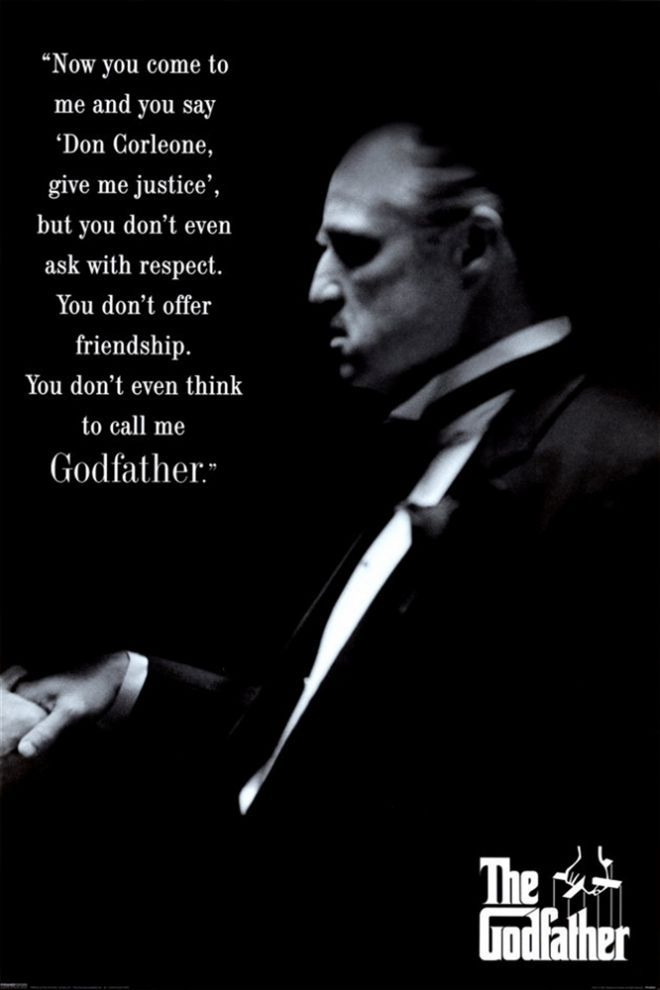 Godfather Favor Quote Twitter thumbnail