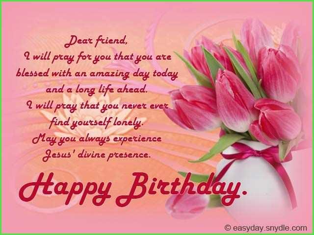 Godly Birthday Wishes thumbnail