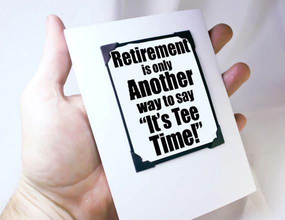 Golf Retirement Quotes Pinterest thumbnail