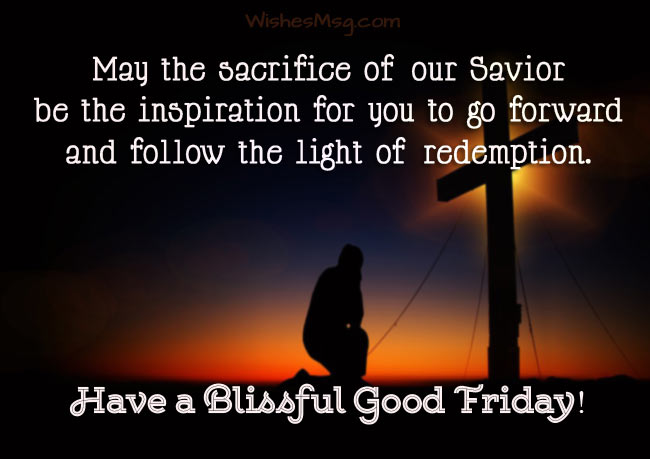 Good Friday Blessing Quotes Pinterest thumbnail