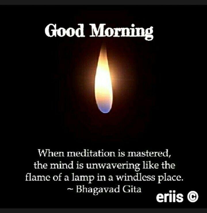 Good Morning Geeta Quotes Facebook thumbnail