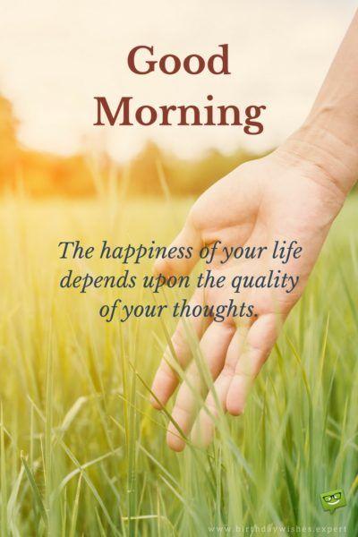 Good Morning Good Quotes Pinterest thumbnail