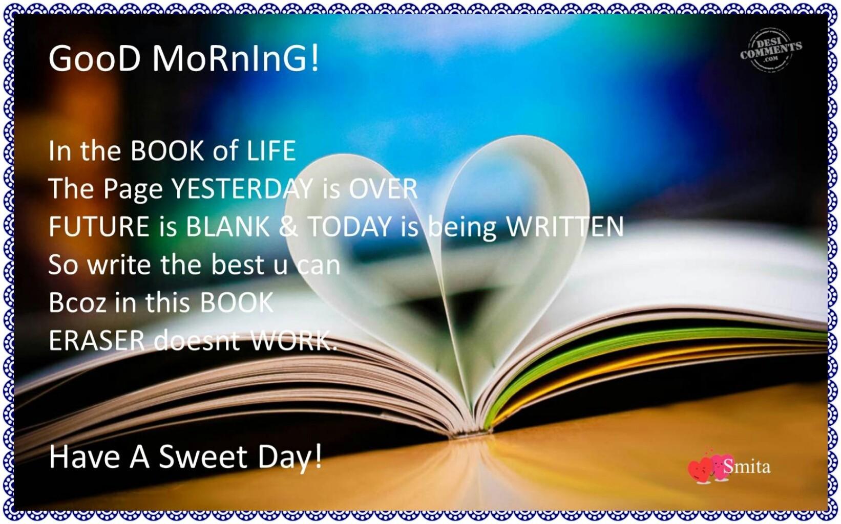 Good Morning Have A Sweet Day Tumblr thumbnail