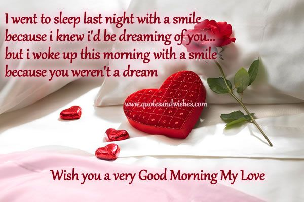 Good Morning Love Quotes For My Wife Facebook thumbnail