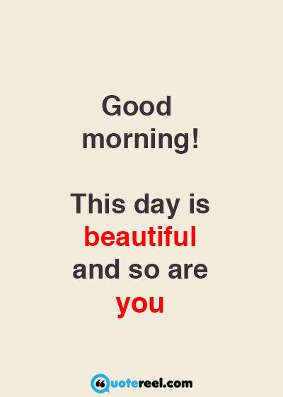 Good Morning Message To A Crush Pinterest thumbnail