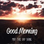 Good Morning Peace Quotes Pinterest