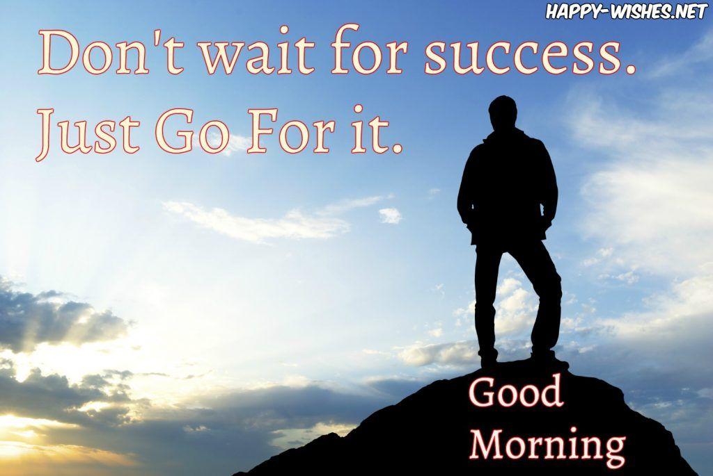 Good Morning Success Quotes Facebook thumbnail
