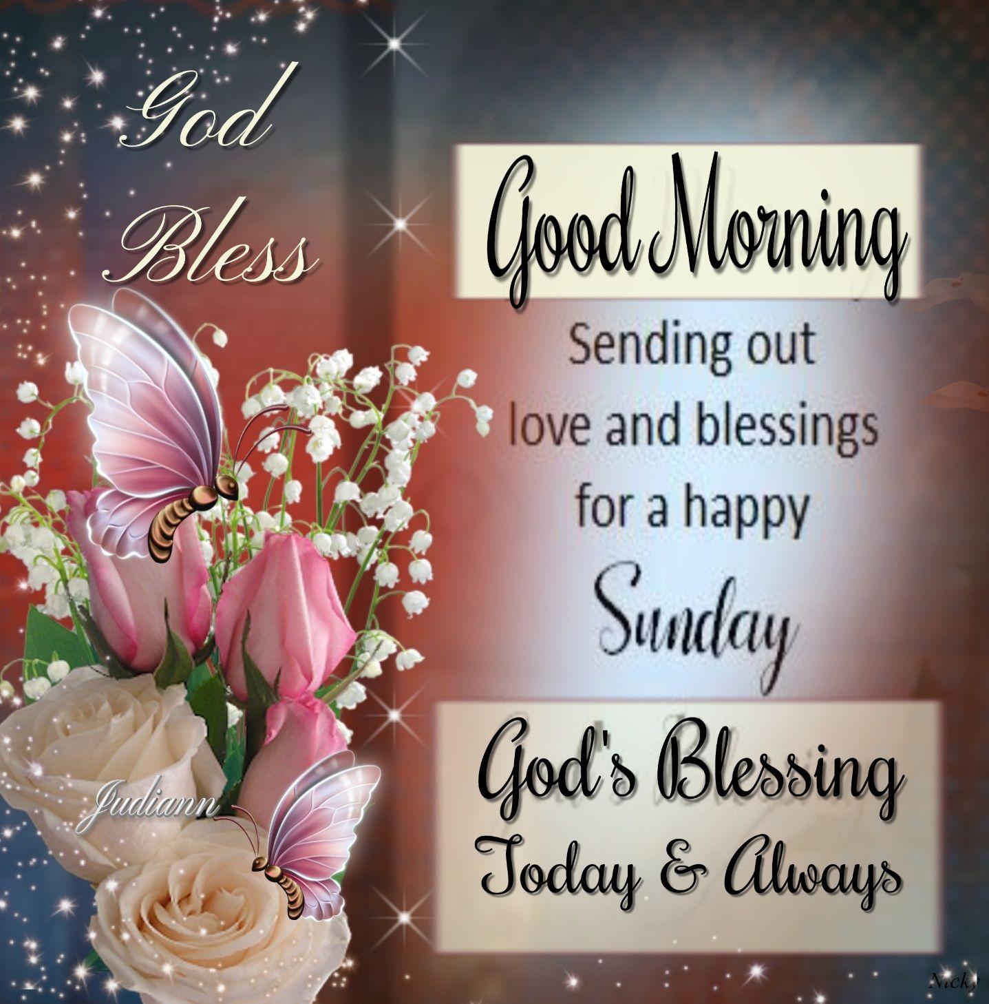 Good Morning Sunday Blessing Images Tumblr thumbnail