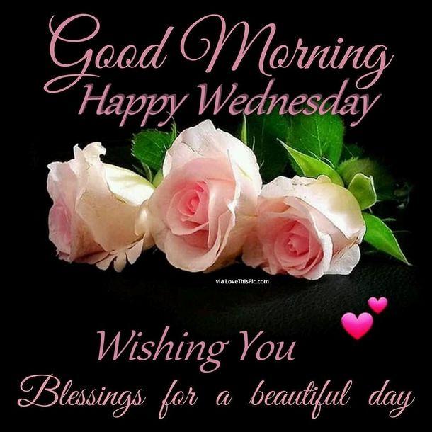 Good Morning Wednesday Wishes thumbnail