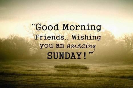 Good Morning With Sunday Wishes thumbnail