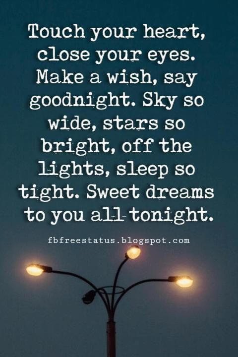 Good Night Beautiful Images With Quotes Facebook thumbnail