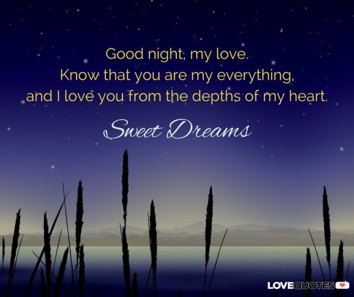 Good Night Darling Messages Twitter thumbnail