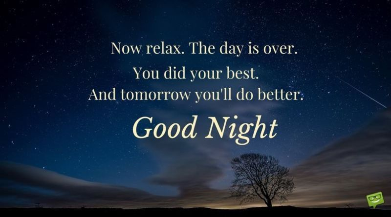 Good Night Wishes Quotes Twitter thumbnail