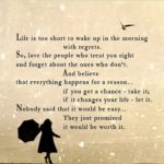 Good Quotes About Life Pinterest