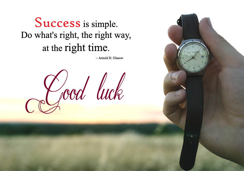 Good Wishes Quotes For Success Twitter thumbnail