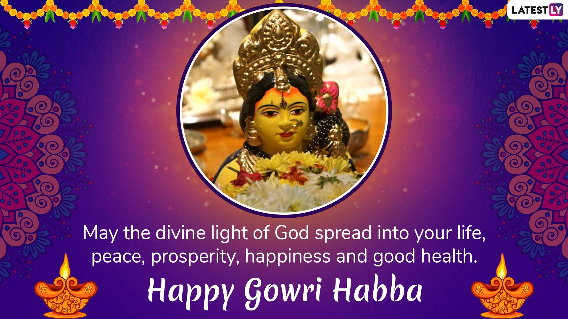 Gowri Habba Wishes Facebook thumbnail