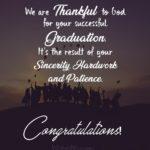 Graduation Message To Girlfriend