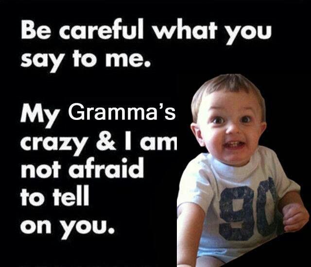 Granny Sayings Funny Tumblr thumbnail