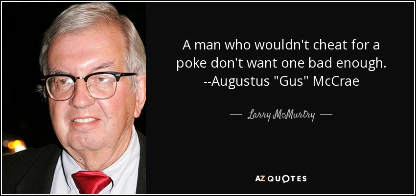 Gus Mccrae Quotes thumbnail