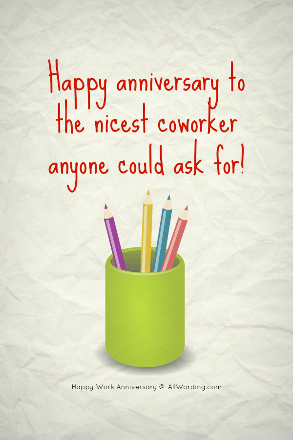 Happy 5 Year Work Anniversary thumbnail