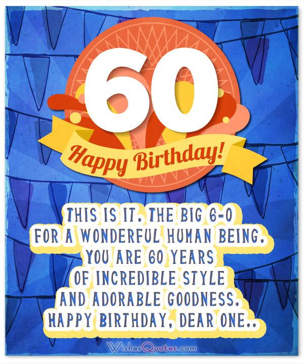 Happy 60th Birthday Messages Facebook thumbnail