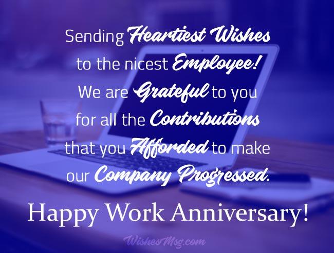 Happy 8 Year Work Anniversary Facebook thumbnail