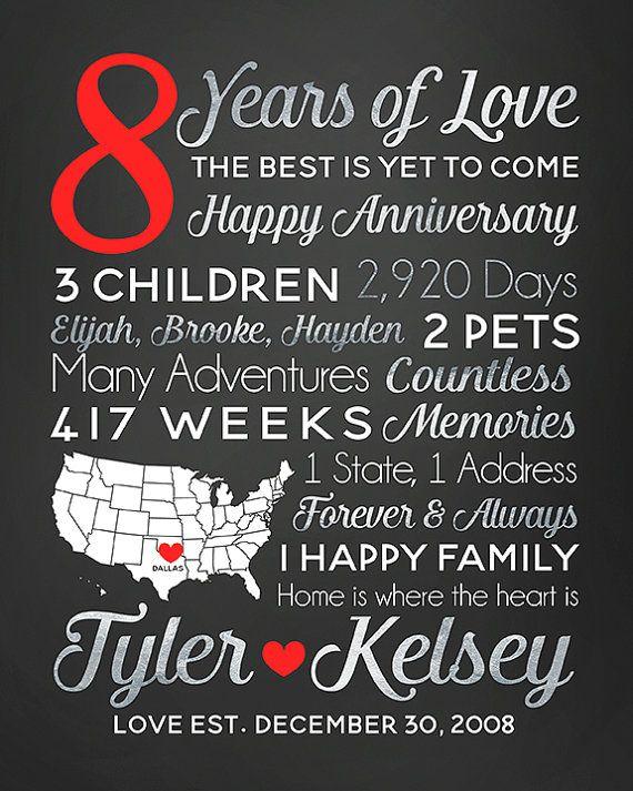 Happy 8th Anniversary Quotes thumbnail