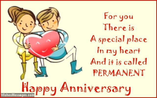 Happy Anniversary Wishes For Girlfriend Facebook thumbnail