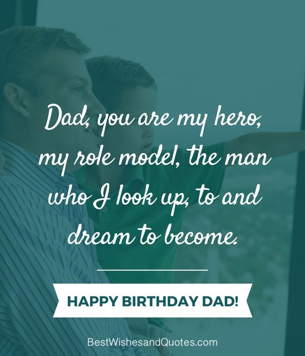 Happy Birthday Dad From Son Pinterest thumbnail