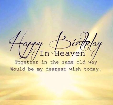 Happy Birthday In Heaven Brother Pinterest thumbnail