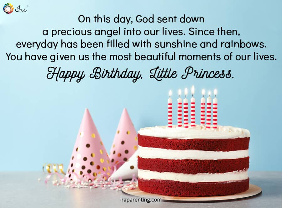 Happy Birthday Little Angel Pinterest thumbnail