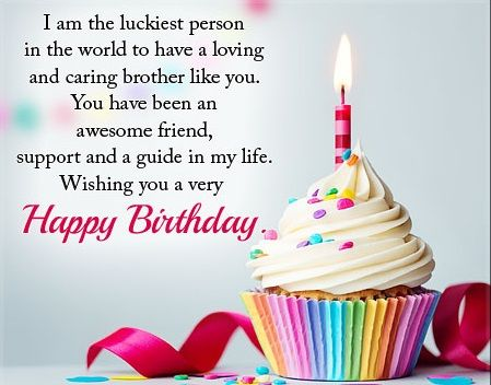 Happy Birthday Sms For Brother thumbnail