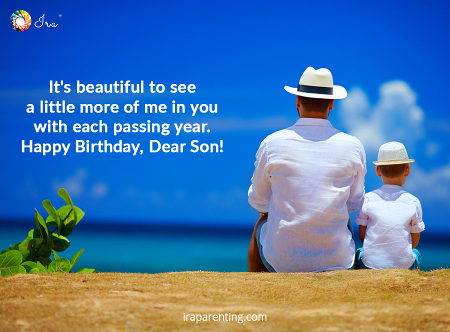 Happy Birthday Son Images And Quotes Pinterest thumbnail