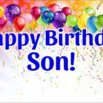 Happy Birthday Son Pictures Facebook